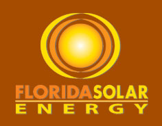 Logo of Florida Solar Energy
